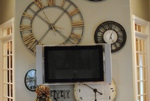 Clockwork Decor / by Christine Price
