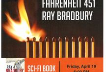 The Big Read: Fahrenheit 451 /  CPL's 2014 selection for The Big Read.