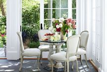 Lovely Porches and Sunrooms