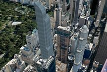 """""""Starchitect"""" Buildings / by Compass"""
