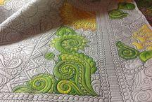 coloringn quilt