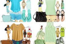 Disney ropa