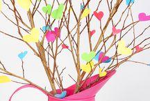 Valentine's / Ideas for Valentine's Arrangements