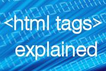 HTML Tags / Add HTML tags