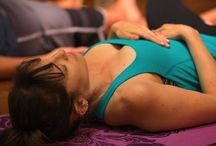 Yoga Nidra / Yoga Nidra is restorative, it's meditative, it's a transformational way to get anchored in the present moment.