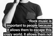 Rock quotes