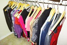Kleiderschrank // Rightsized  wardrobe / Minimalistische Garderobe mit tollen Kombinationsmöglichkeiten // Minimal Wardrobe with great combinations #secondhand, #zerowaste