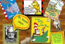 Dr Seuss / Dr. Seuss books and quotes