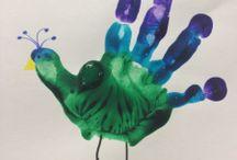 handprints & footprints