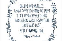 Manifesting Miracles