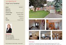Bradford Homes #BradfordBestListings / by Pam Bechard, Sale Respresentative, Royal LePage York North Realty, Brokerage