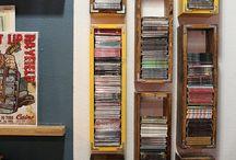 organizador de cd dvd