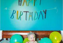 1 urodziny Matiego