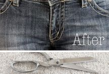 DIY Recyle Denim