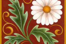 цветики узоры