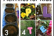 Gardening with Your Little Seedlings!