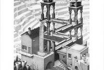 ! Escher, M. C. / by John Elliott