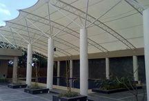 Canopy Membrane Indonesia / Kanopi Membran