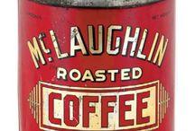 Coffee advertisement