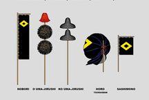 heraldik samurais