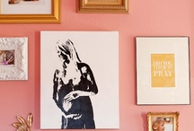 Styling/wall gallery / by Hope*is