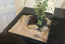 Floristola AB / miniture Zen garden great to have by your work desk.