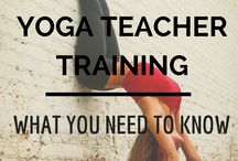 So you're thinking of becoming a Yoga Teacher / by Rolling Sands