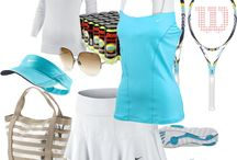 Tennis Outfits / I'm ready to play tennis! What should I wear? Check out these outfits for some inspiration!