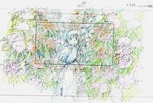 Miyazaki Layout Design