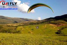 UaiFly na Estrada / Viagens de Parapente em Minas Gerais e por todo o Brasil.