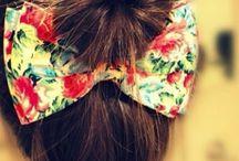 hair :) / by Erica Tucker