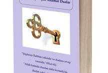 dua kitap tanıtımı
