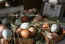 My Vintage Love Affair / by Rustic & Refined