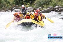Extreme Waves Rafting 19 Agosto 2014