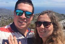 Huwelijksaanzoek vakantie / Aanzoeken op vakantie