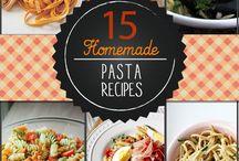 Home Made Pasta Recipes