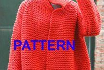 casacos em tricô