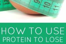 how to use protein to lose weight