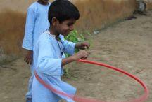 Tushita Foundation / Glimpses of childhood at the Tushita Foundation