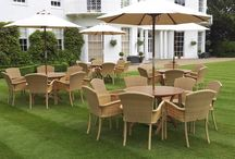 Outside Seating / Your guests at your event will need some time outside, what will they sit on!