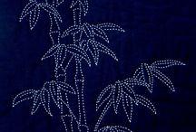 Quilt - Sashiko designs