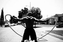 Battle Ropes BURN FAT / Killer workouts