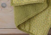 tricot couvertures
