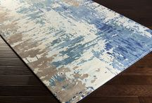 Navy Light Blue (Rugs)