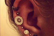 Accessories: Hear! Hear! / Ear Piercings / by Michelle Ogden