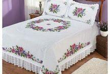 Yatak örtüsü ,pike,nevresim takımı