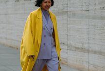 Lavender Suit Style