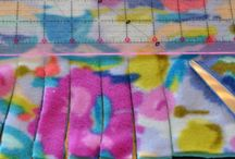 Crafts: No Sew Blankets