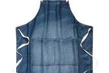 Aprons + overalls