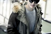 Lee Min Ho Airport Fashion